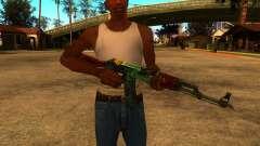 AK-47 Serpent de Feu