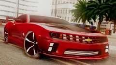 Chevrolet Camaro SS pour GTA San Andreas
