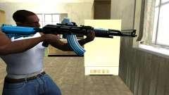 Blue Scan AK-47