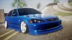 Honda Civic, B. O. Bau