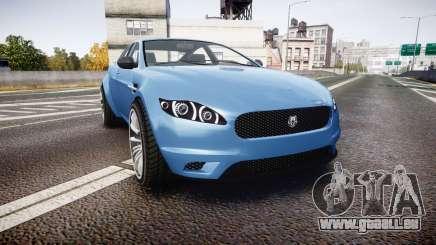 GTA V Ocelot Jackal new york plates pour GTA 4