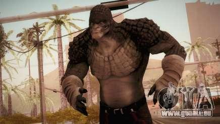 Killer Croc (Batman Arkham Origins) pour GTA San Andreas
