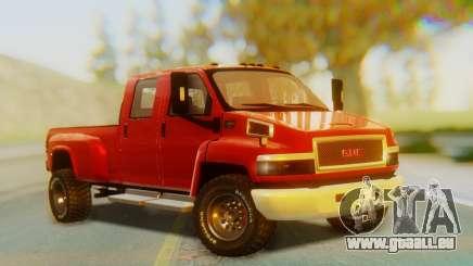 GMC Topkick C4500 pour GTA San Andreas