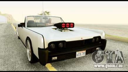 GTA 5 Vapid Chino Tuning v1 pour GTA San Andreas