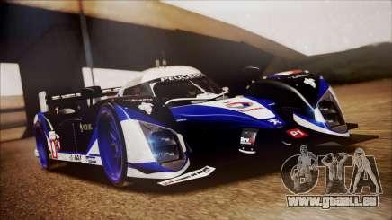 Peugeot Sport Total 908 HDi FAP Autovista pour GTA San Andreas
