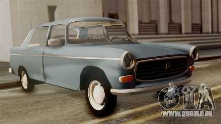 Peugeot 404 für GTA San Andreas