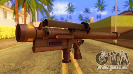 Atmosphere Stinger für GTA San Andreas