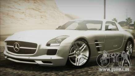 Mercedes-Benz SLS AMG 2013 pour GTA San Andreas