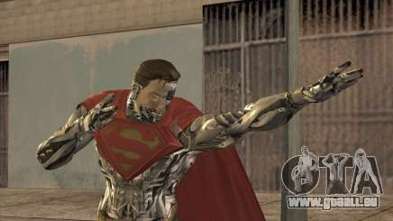 Superman Cyborg v2 für GTA San Andreas