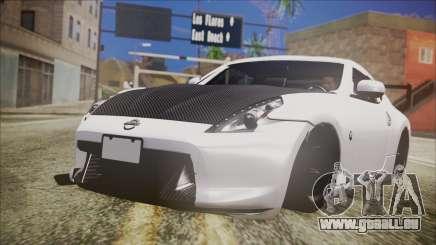 Nissan 370Z SPPC pour GTA San Andreas