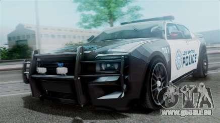 Hunter Citizen Police LS IVF pour GTA San Andreas