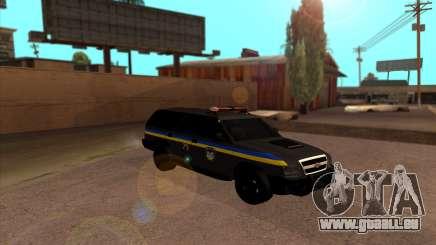 "Chevrolet Blazer ""Berkut"" für GTA San Andreas"