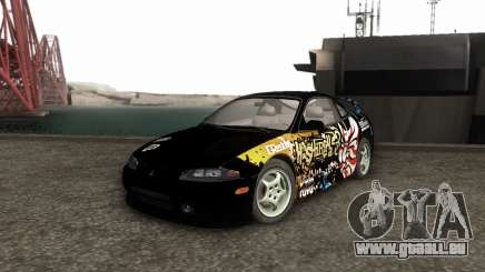 Mitsubishi Eclipse GSX NFS Prostreet für GTA San Andreas