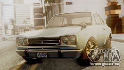 Vulcar Warrener GT 1500 (CT1) pour GTA San Andreas