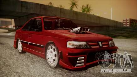 Peugeot Pars The Best Full Sport v1 pour GTA San Andreas