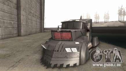 Le Mad Max De Camion pour GTA San Andreas