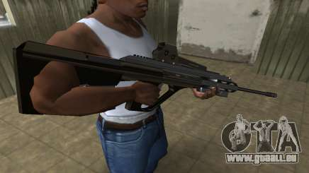 Brown AUG für GTA San Andreas