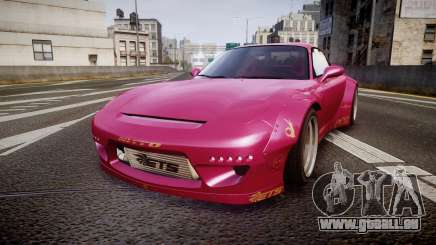 Mazda RX-7 RocketBunny [EPM] für GTA 4