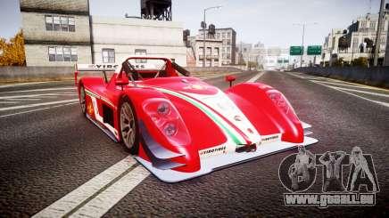 Radical SR8 RX 2011 [6] pour GTA 4