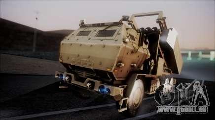 M142 HIMARS Desert Camo für GTA San Andreas