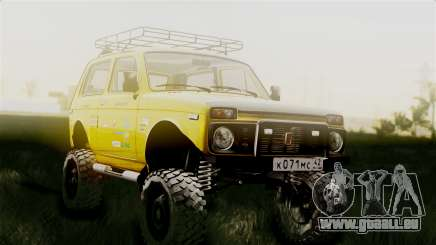 VAZ 2121 Niva für GTA San Andreas