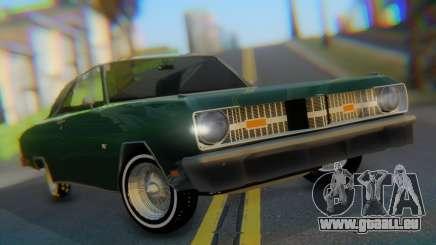Dodge Dart Coupe pour GTA San Andreas