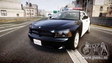 Dodge Charger 2010 LAPD [ELS] für GTA 4