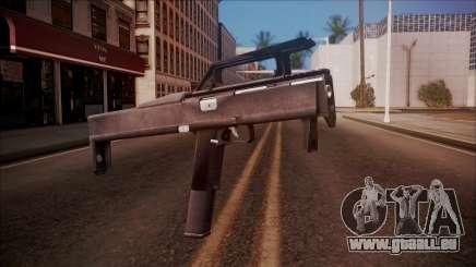 FMG-9 from Battlefield Hardline für GTA San Andreas