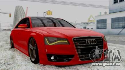 Audi A8 Turkish Edition pour GTA San Andreas