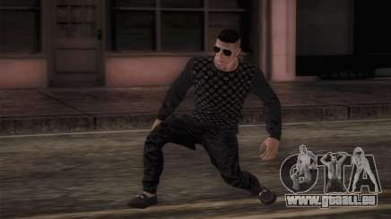 Skin1 from DLC Gotten Gaings pour GTA San Andreas