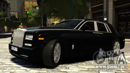 Rolls-Royce Phantom 2013 v1.0 pour GTA 4