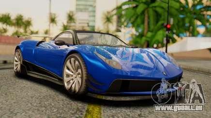Pegassi Osyra Extra 1 für GTA San Andreas