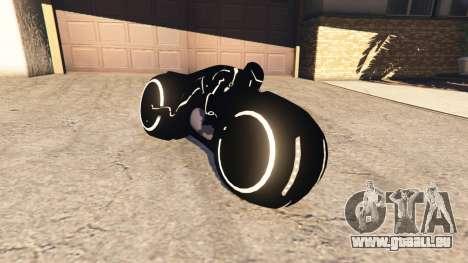 Tron Bike pour GTA 5