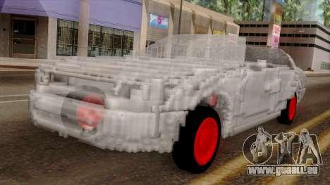 Kerdi Design Washington Crystals für GTA San Andreas rechten Ansicht
