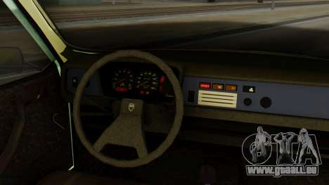 Dacia 1310 pour GTA San Andreas sur la vue arrière gauche