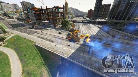 GTA 5 UFO Mod 1.1 fünfter Screenshot