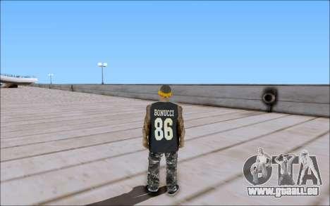 Los Santos Vagos Skin Pack für GTA San Andreas her Screenshot