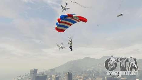 Angry Planes pour GTA 5