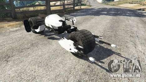 Batpod pour GTA 5