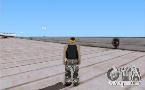 Los Santos Vagos Skin Pack für GTA San Andreas sechsten Screenshot
