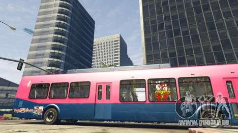 GTA 5 Downtown Anime Mod 1.3 septième capture d'écran