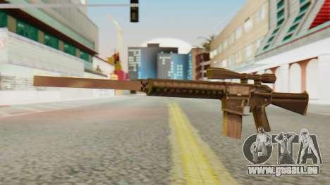 SR-25 SA Style für GTA San Andreas