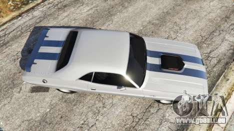 Dodge Challenger RT 440 1970 v0.3 [Beta] pour GTA 5