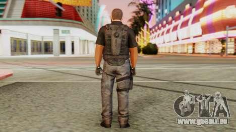 [GTA5] BlackOps2 Army Skin Black für GTA San Andreas dritten Screenshot