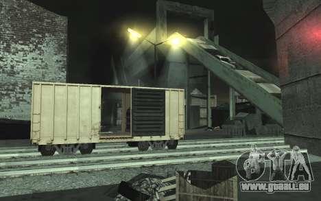 KFZ Schrottplatz v0.1 für GTA San Andreas dritten Screenshot