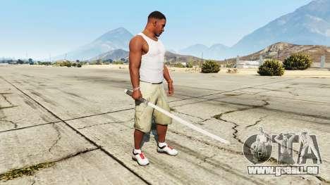 GTA 5 Katana zweite Screenshot