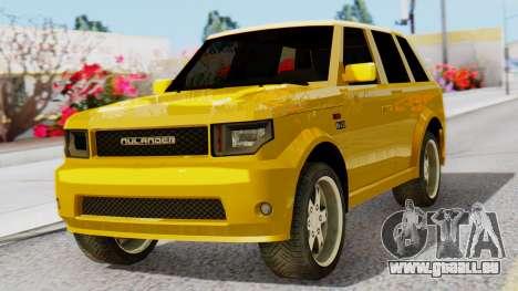 Nulander Kurai für GTA San Andreas