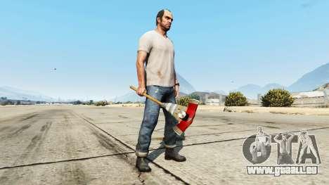 GTA 5 Defiler deuxième capture d'écran