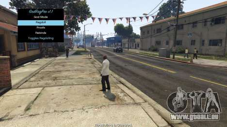 GTA 5 GodRagPro 1.1 zweite Screenshot