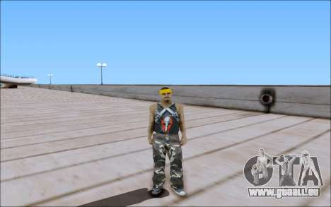 Los Santos Vagos Skin Pack für GTA San Andreas fünften Screenshot